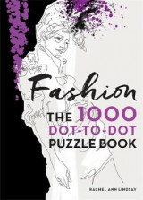 Omslag - Fashion: The 1000 Dot-to-Dot Book
