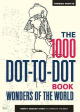 Omslag - 1000 dot-to-dot book. Wonders of the world