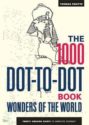 Bilde av 1000 Dot-to-dot Book. Wonders Of The World
