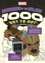 Omslag - Marvel's Guardians Of The Galaxy 1000 Dot-to-Dot Book