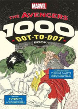 Omslag - Marvel's Avengers 1000 Dot-to-Dot Book