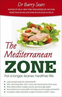 The Mediterranean Zone av Barry Sears (Heftet)