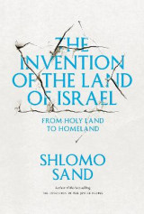 Omslag - The Invention of the Land of Israel