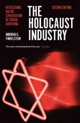 Omslag - The Holocaust Industry: Reflections on the Exploitation of Jewish Suffering