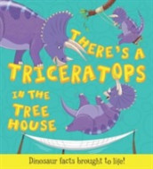 What If a Dinosaur: There's a Triceratops in the Tree House av Ruth Symons (Heftet)