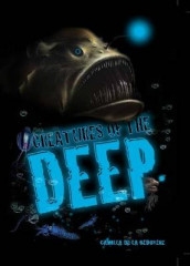 Creatures of the Deep av Camilla de la Bedoyere (Heftet)