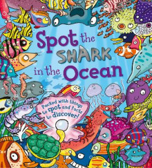 Spot the Shark in the Ocean av Stella Maidment (Heftet)