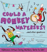 Omslag - What If a... Could a Monkey Waterski?
