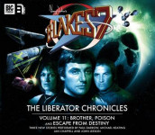 The Liberator Chronicles: Volume 11 av Nigel Fairs, Iain McLaughlin og Andrew Smith (Lydbok-CD)