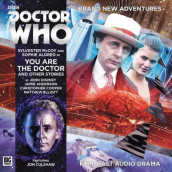 You are the Doctor av Jamie Anderson, Christopher Cooper, John Dorney og Matthew Elliott (Lydbok-CD)