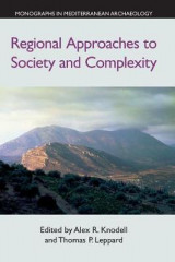 Omslag - Regional Approaches to Society and Complexity