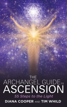 The Archangel Guide to Ascension av Diana Cooper og Tim Whild (Heftet)