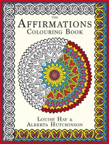 Omslag - The Affirmations Colouring Book