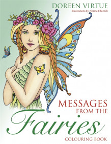 Messages from the Fairies Colouring Book av Doreen Virtue (Heftet)