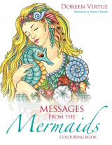 Omslag - Messages from the Mermaids Colouring Book