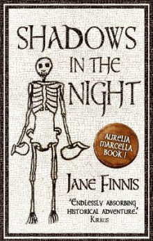 Shadows in the Night av Jane Finnis (Innbundet)