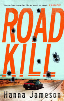 Road Kill av Hanna Jameson (Innbundet)