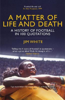 A Matter of Life and Death av Jim White (Innbundet)