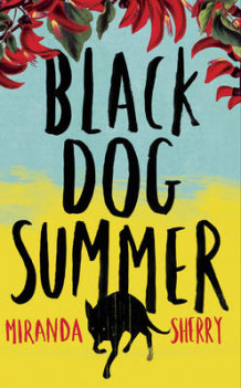 Black Dog Summer av Miranda Sherry (Innbundet)