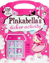 Pinkabella's Sticker Activity av Fiona Munro (Heftet)