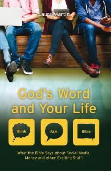 God's Word and Your Life av Laura Martin (Heftet)