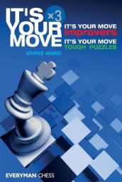 It's Your Move X 3 av Chris Ward (Heftet)