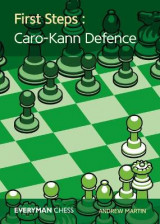 Omslag - First Steps: Caro-Kann Defence