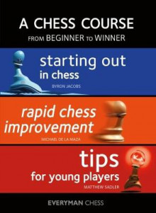 A Chess Course, from Beginner to Winner av Byron Jacobs (Heftet)
