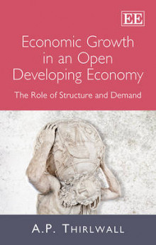 Economic Growth in an Open Developing Economy av A. P. Thirlwall (Innbundet)
