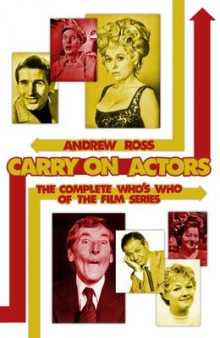Carry on Actors av Andrew Ross (Heftet)