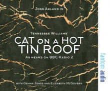 Cat on a Hot Tin Roof av Tennessee Williams (Lydbok-CD)