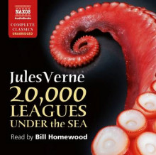 20,000 Leagues Under the Sea av Jules Verne (Blandet mediaprodukt)