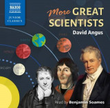 Omslag - More Great Scientists