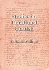 Omslag - Studies in Traditional Cornish