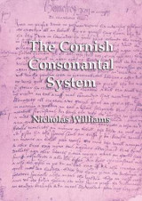 Omslag - The Cornish Consonantal System