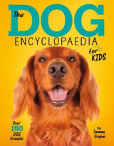 Omslag - The Dog Encyclopaedia for Kids