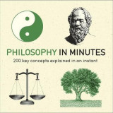 Omslag - Philosophy in minutes