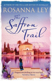 The Saffron Trail av Rosanna Ley (Heftet)