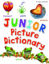 Omslag - Junior Picture Dictionary
