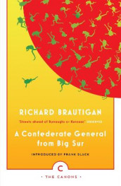 A Confederate General From Big Sur av Richard Brautigan (Heftet)