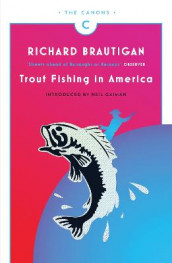 Trout Fishing in America av Richard Brautigan (Heftet)