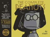 Omslag - The Complete Peanuts 1991-1992: Volume 21