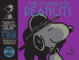 Omslag - The Complete Peanuts 1995-1996