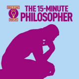 Omslag - The 15-minute philosopher