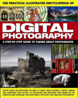 Omslag - The Practical Illustrated Encyclopedia of Digital Photography