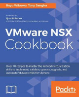 Omslag - VMware NSX Cookbook