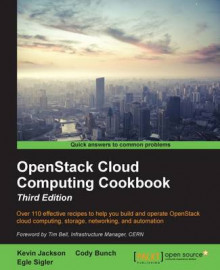 OpenStack Cloud Computing Cookbook av Kevin Jackson, Cody Bunch og Egle Sigler (Heftet)