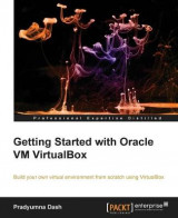 Omslag - Getting Started with Oracle VM VirtualBox