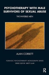 Omslag - Psychotherapy with Male Survivors of Sexual Abuse