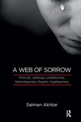 Omslag - A Web of Sorrow